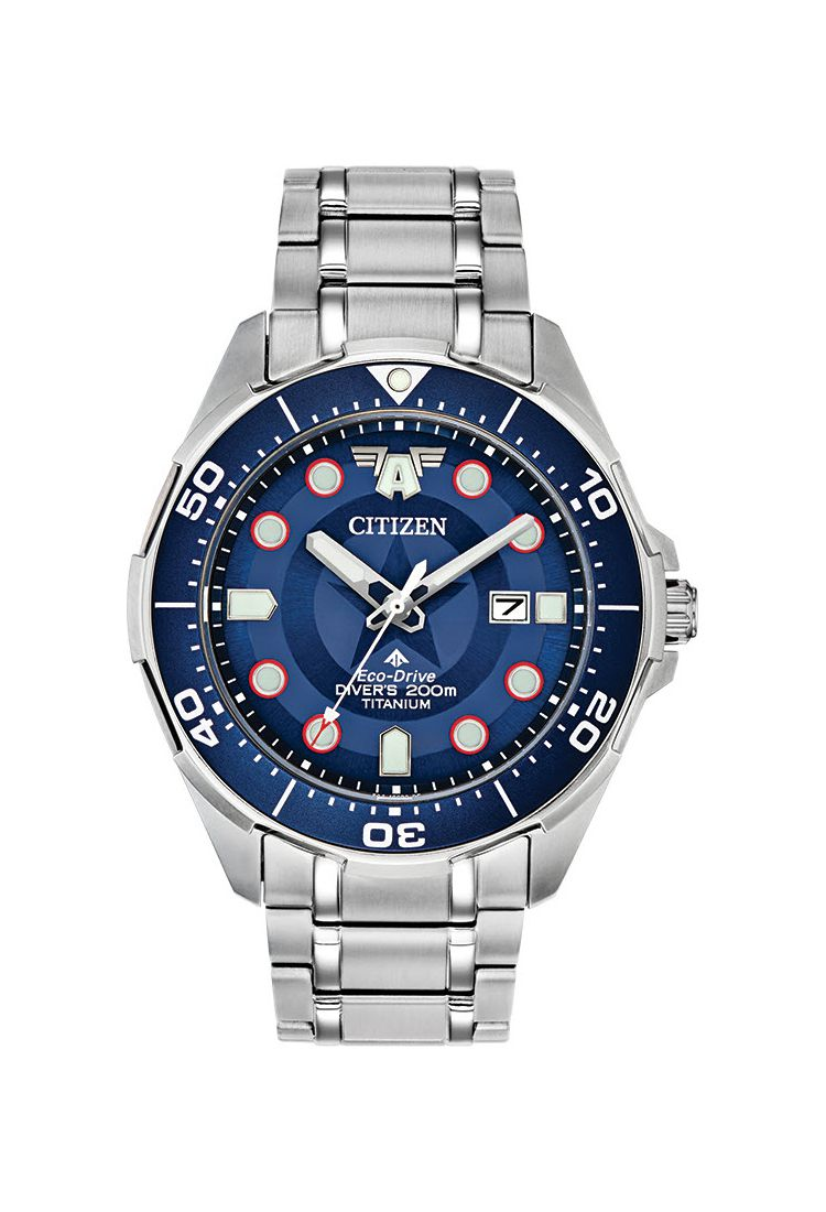 Citizen The First Avenger Special Edition BN0208-54W Mens Watch