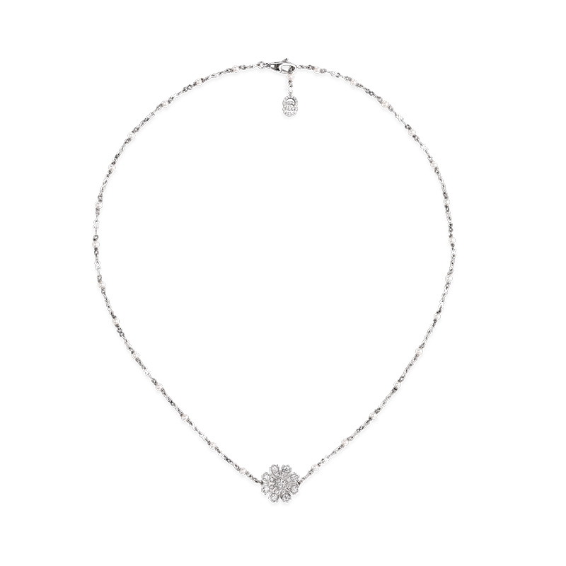 Gucci Fine Jewellery Flora YBB581809001 Necklace