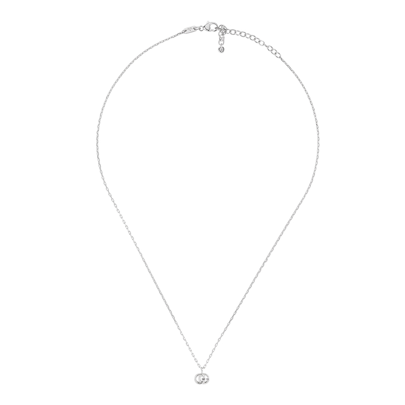 Gucci Fine Jewellery GG Running YBB481638002 Necklace