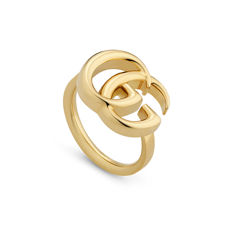 Gucci Fine Jewellery GG Running YBC525686001 Fashion Ring