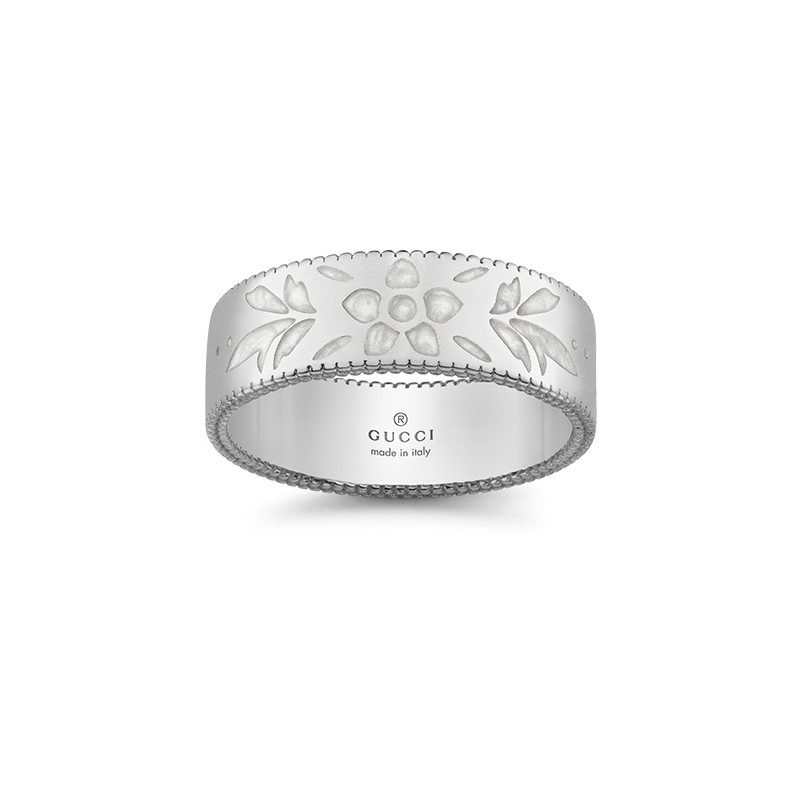 Gucci Fine Jewellery Icon Blooms YBC434525003 Fashion Ring