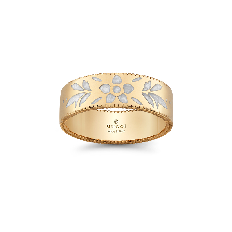 Gucci Fine Jewellery Icon Blooms YBC434525001 Fashion Ring