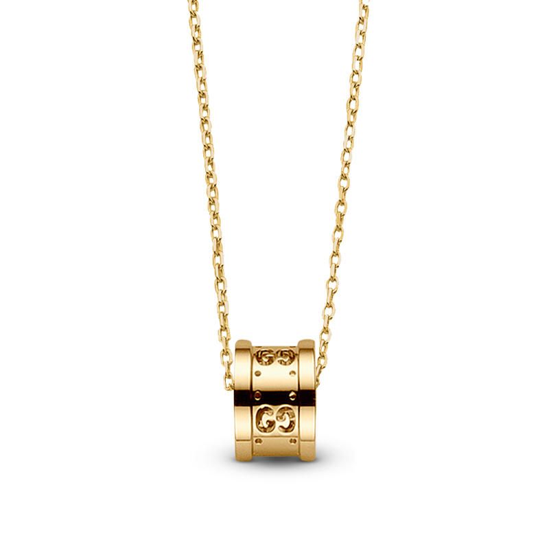 Gucci Fine Jewellery Icon Twirl YBB214169002 Necklace