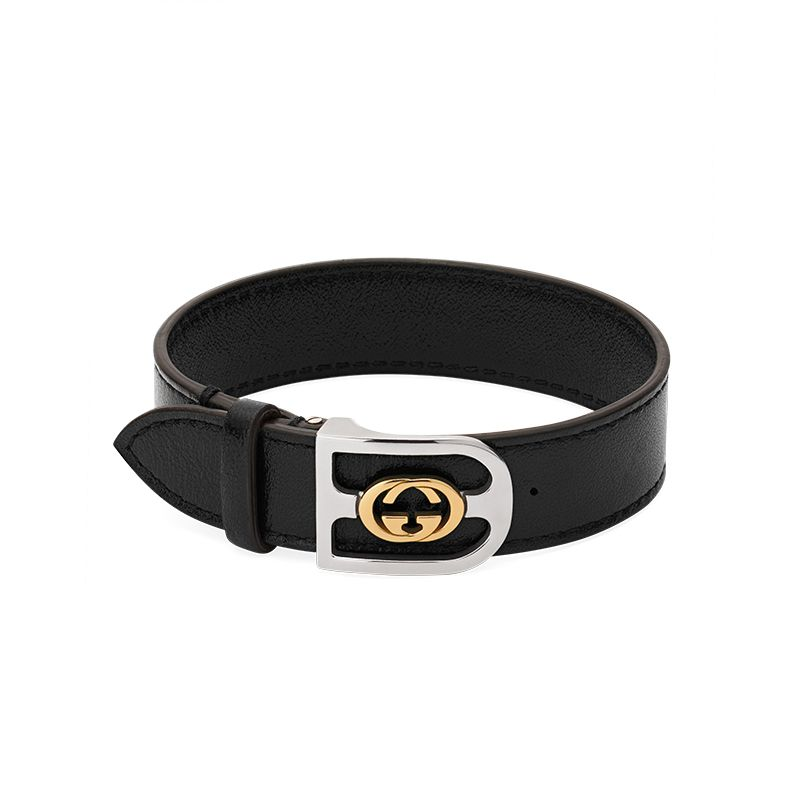Gucci Fine Jewellery Interlocking G YBA572599003 Bracelet