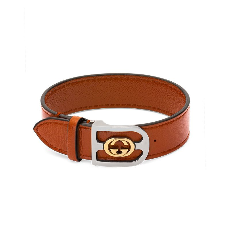 Gucci Fine Jewellery Interlocking G YBA572599004 Bracelet