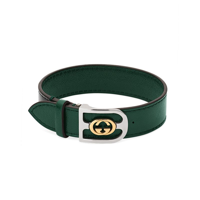 Gucci Fine Jewellery Interlocking G YBA572599005 Bracelet