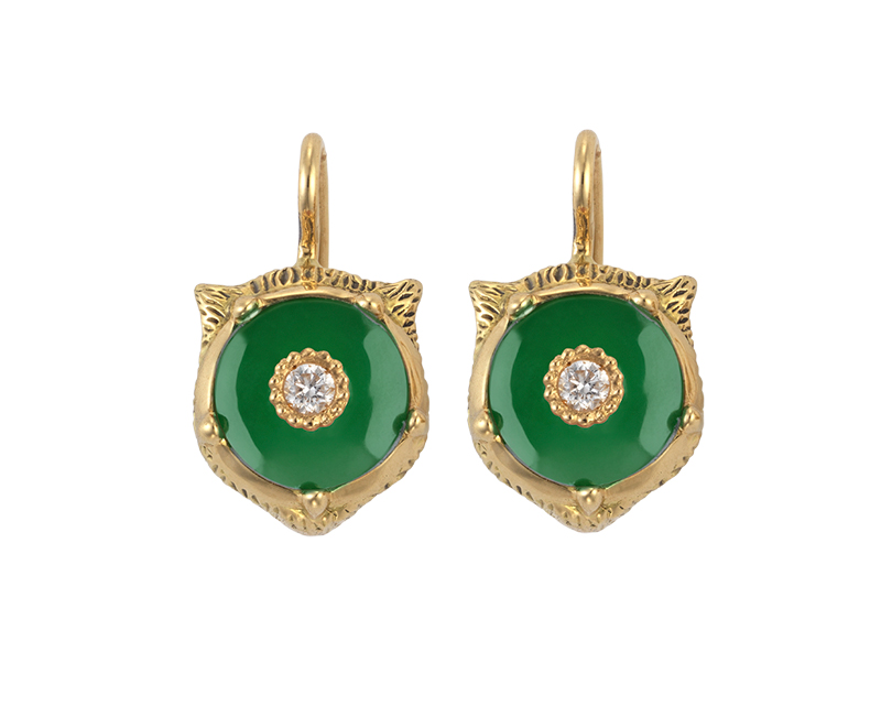 Gucci Fine Jewellery Le Marche Des Merveilles YBD502831001 Earrings