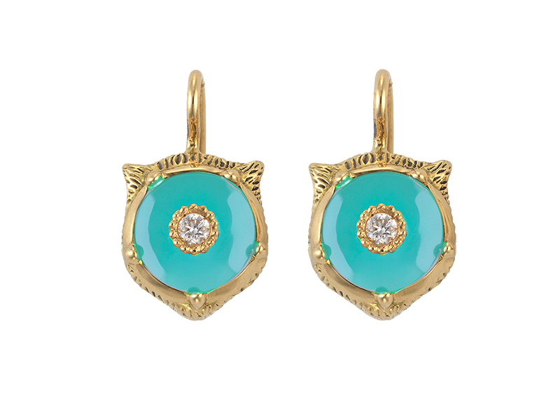 Gucci Fine Jewellery Le Marche Des Merveilles YBD502831004 Earrings