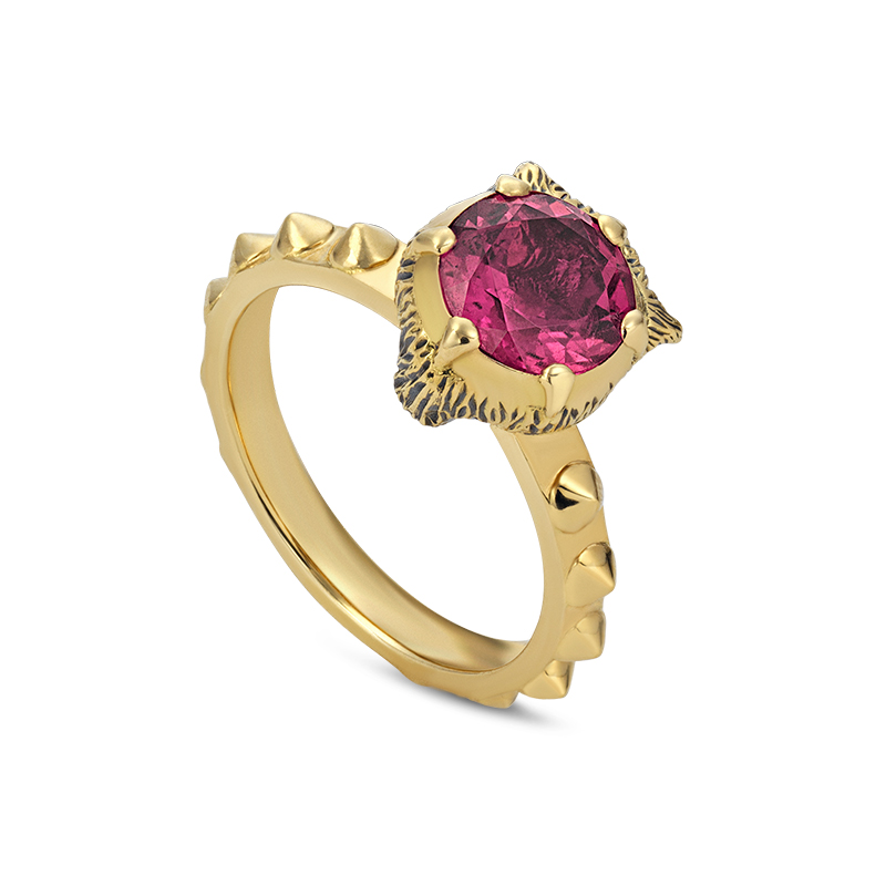 Gucci Fine Jewellery Le Marche Des Merveilles YBC503084004 Fashion Ring