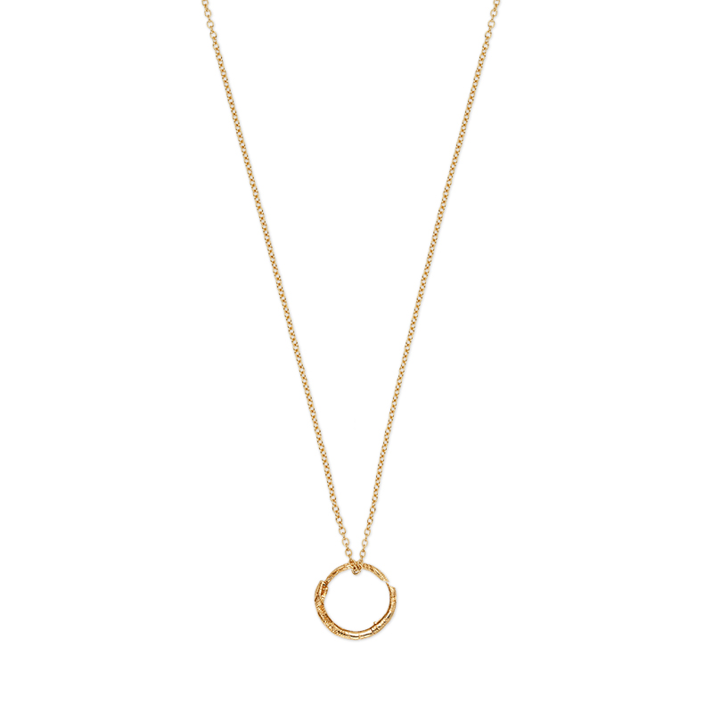 Gucci Fine Jewellery Ouroboros YBB461994001 Necklace
