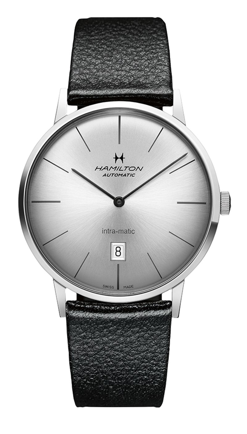 Hamilton Intra-Matic H38755751 Watch