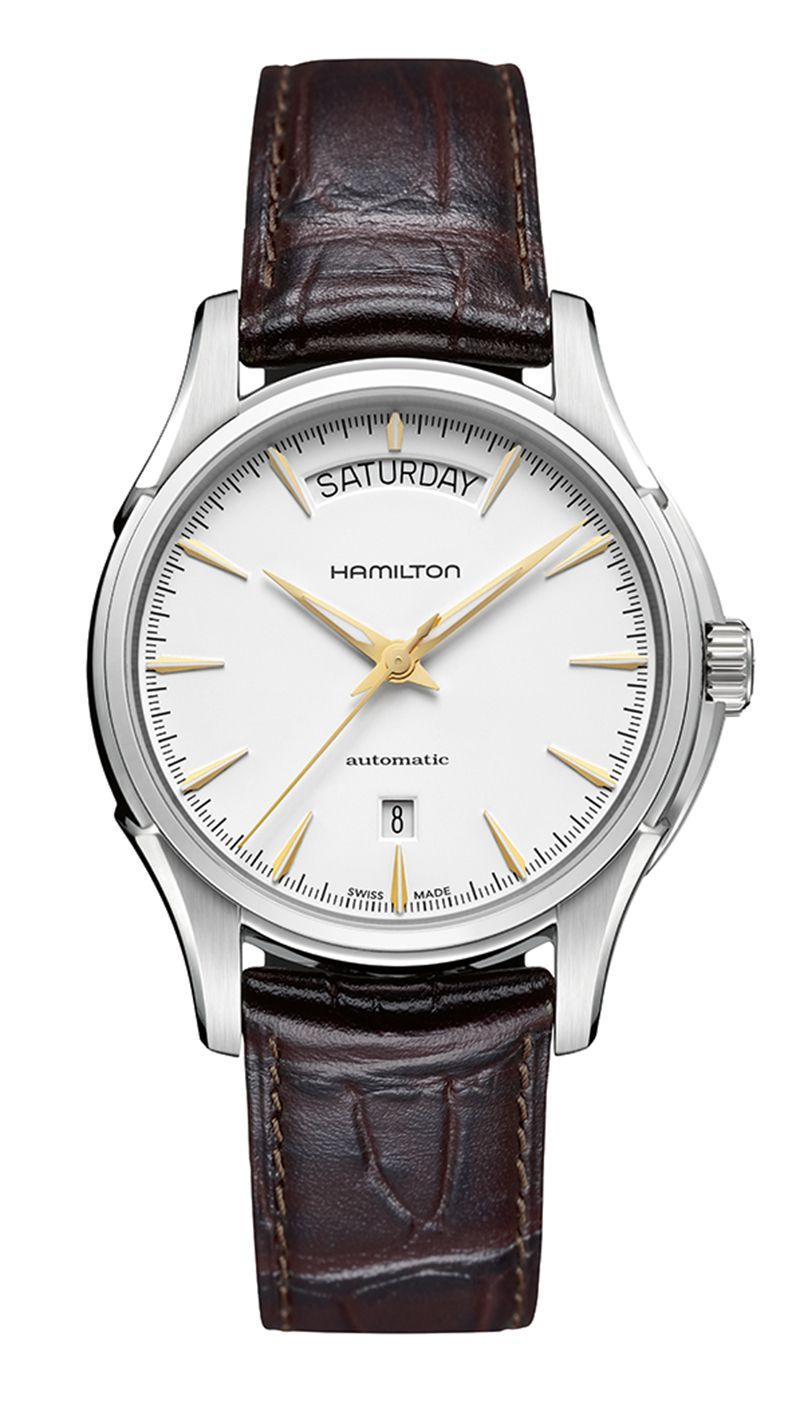 Hamilton Jazzmaster Day Date H32505511 Watch