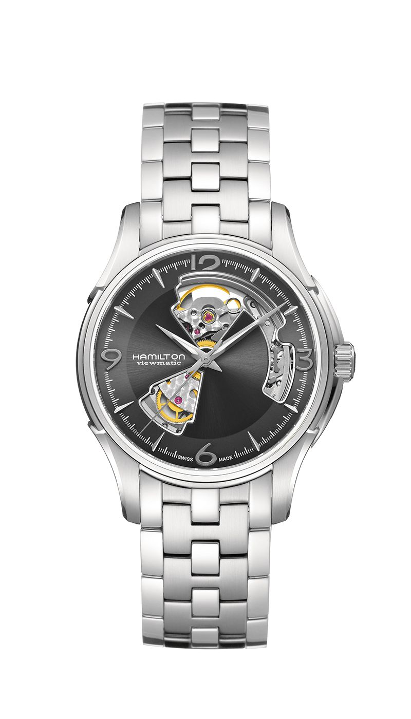 Hamilton Jazzmaster Open Heart H32565185 Watch