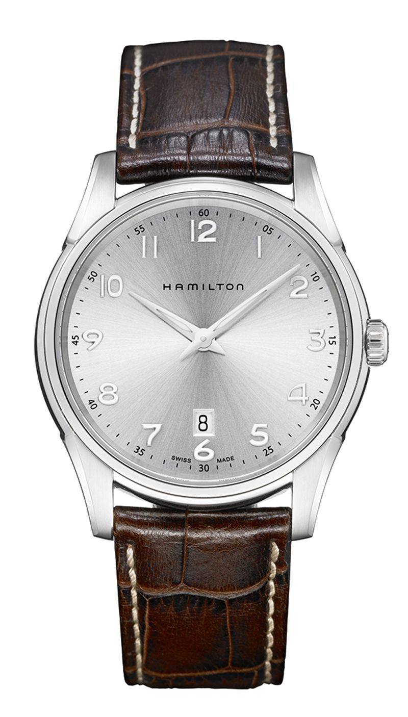 Hamilton Jazzmaster Thinline H38511553 Watch