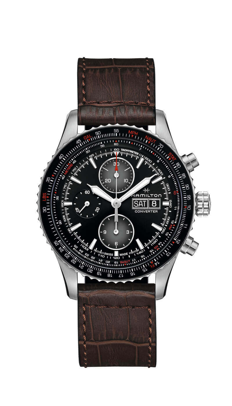 Hamilton Khaki Aviation H76726530 Gents Watch