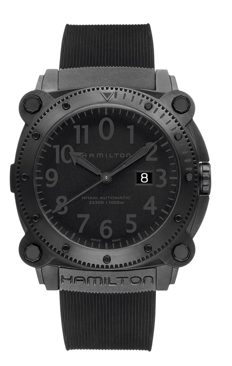 Hamilton Khaki BeLOWZERO H78585333 Watch