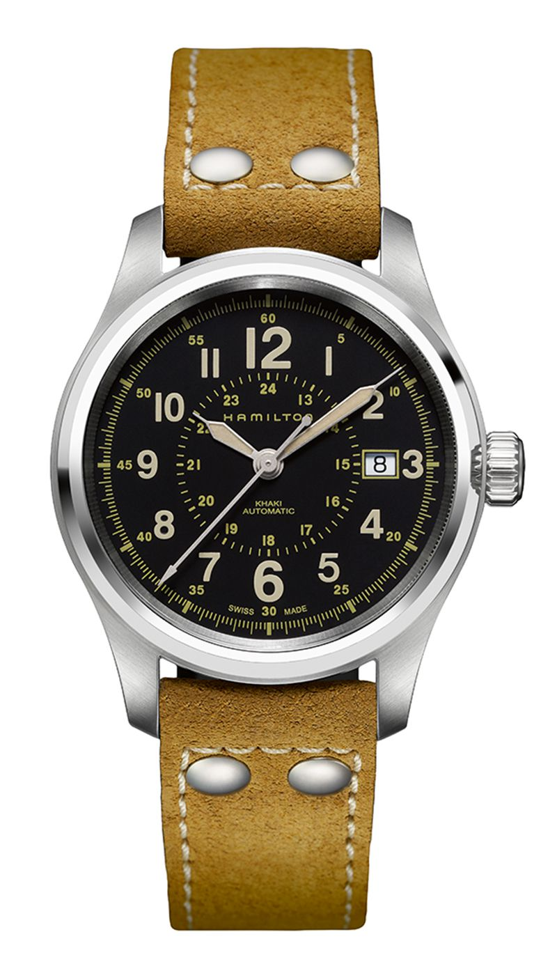 Hamilton Khaki Field H70595593 Watch