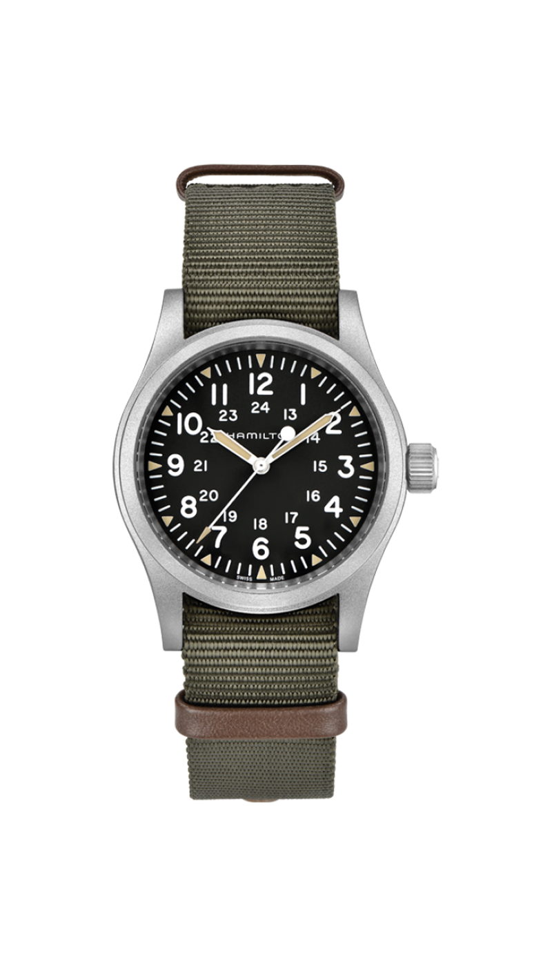 Hamilton Khaki Field H69439931 Watch