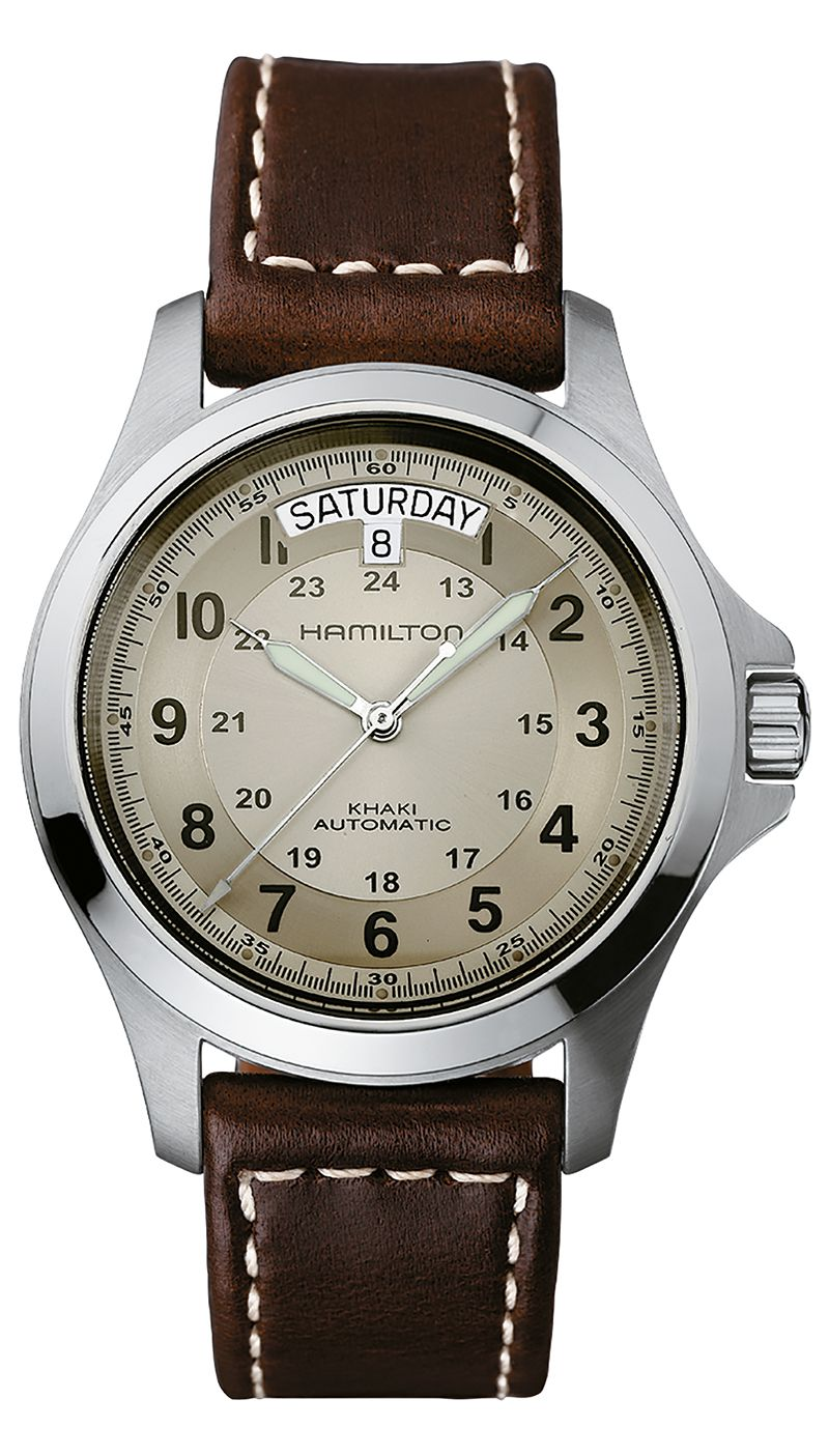 Hamilton Khaki King H64455523 Watch