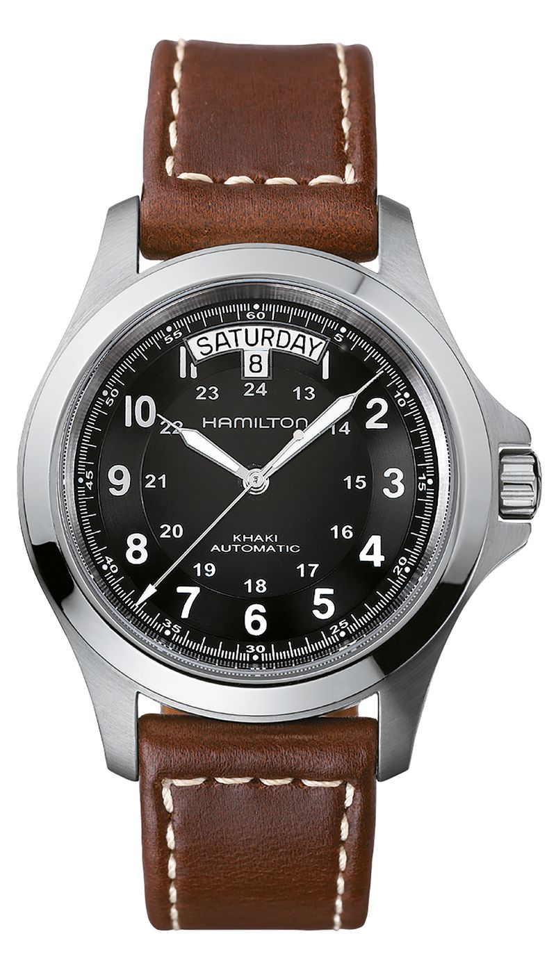 Hamilton Khaki King H64455533 Watch