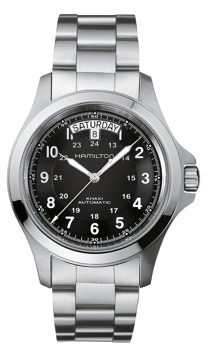 Hamilton Khaki King H64451133 Watch