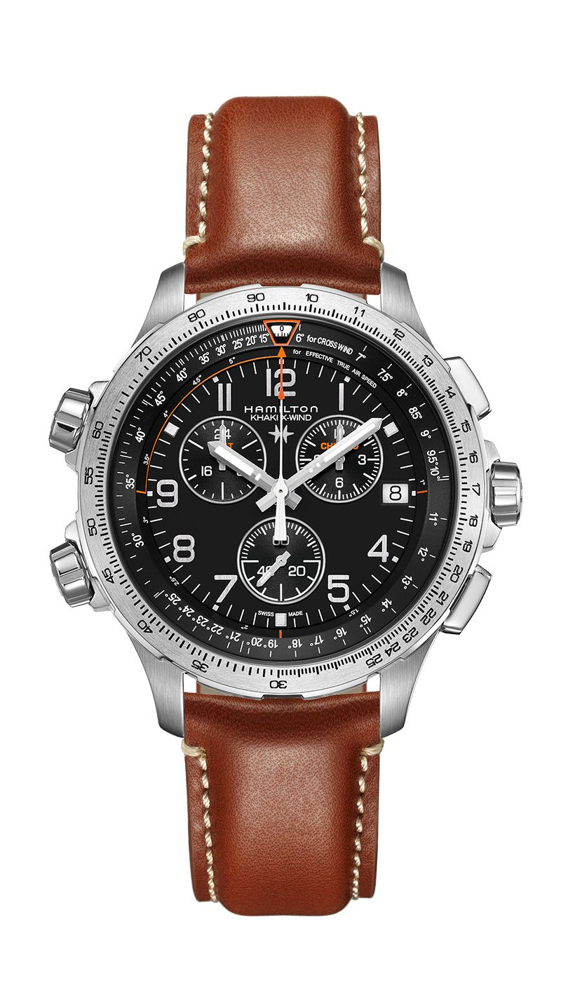 Hamilton Khaki X-Wind H77912535 Watch