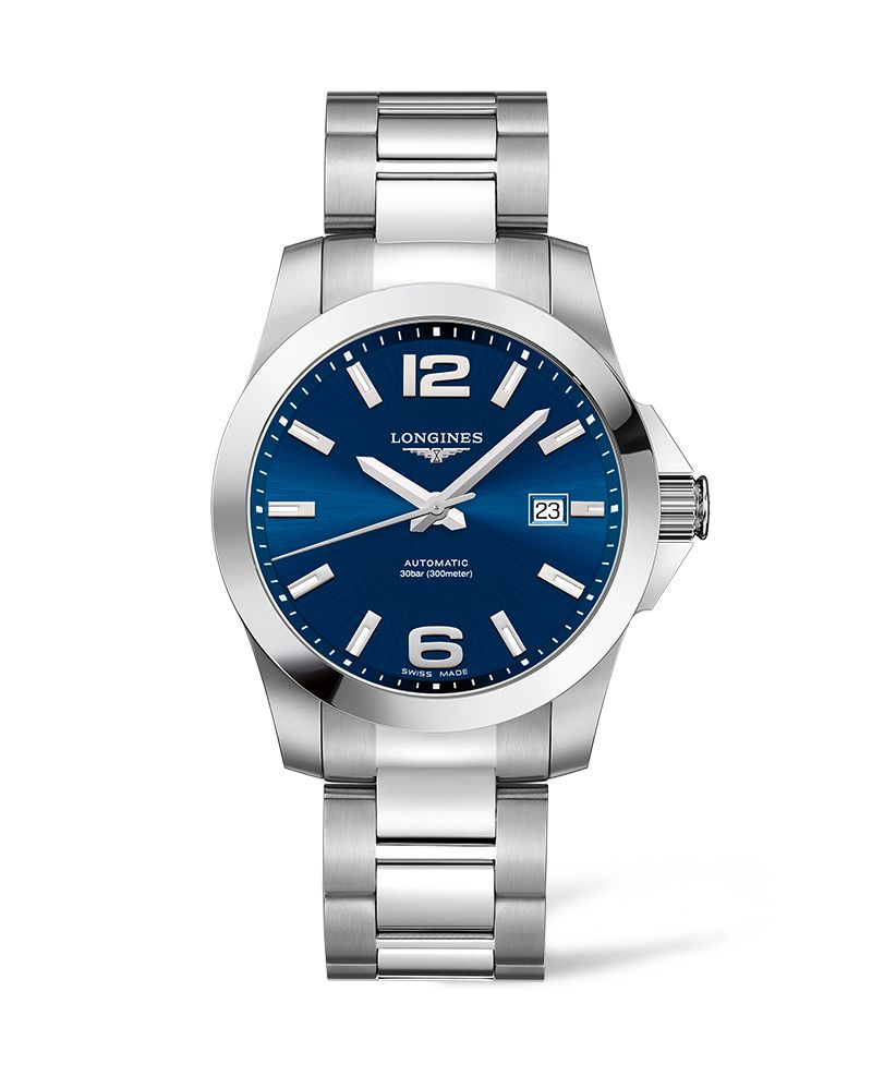 Longines Conquest L37774996 Gents Watch
