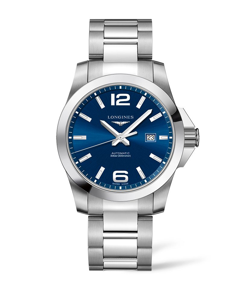 Longines Conquest L37784966 Gents Watch