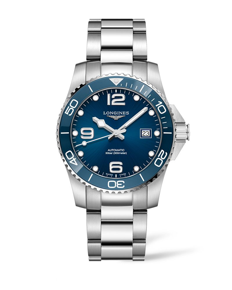Longines HydroConquest L3.781.4.96.6 Gents Watch