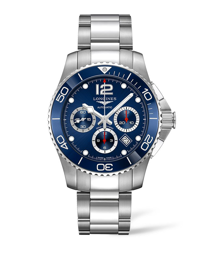 Longines HydroConquest L38834966 Gents Watch