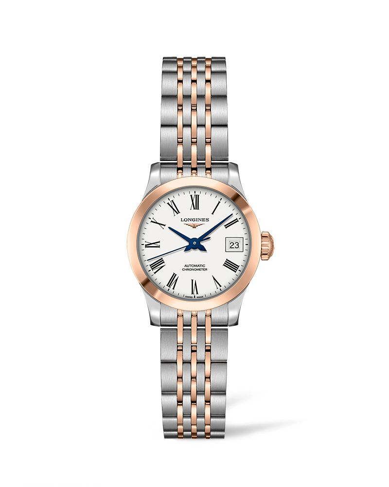 Longines Record Collection L23205117 Ladies Watch
