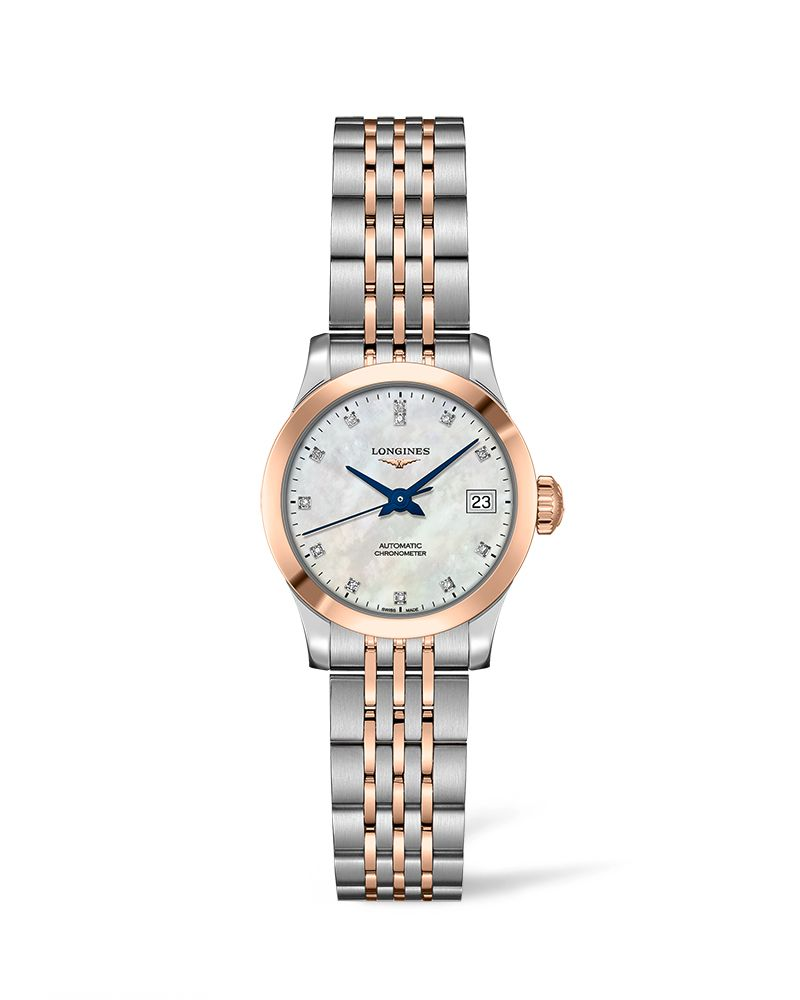 Longines Record Collection L23205877 Ladies Watch
