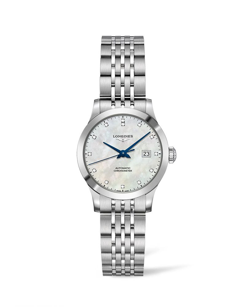 Longines Record Collection L23214876 Ladies Watch