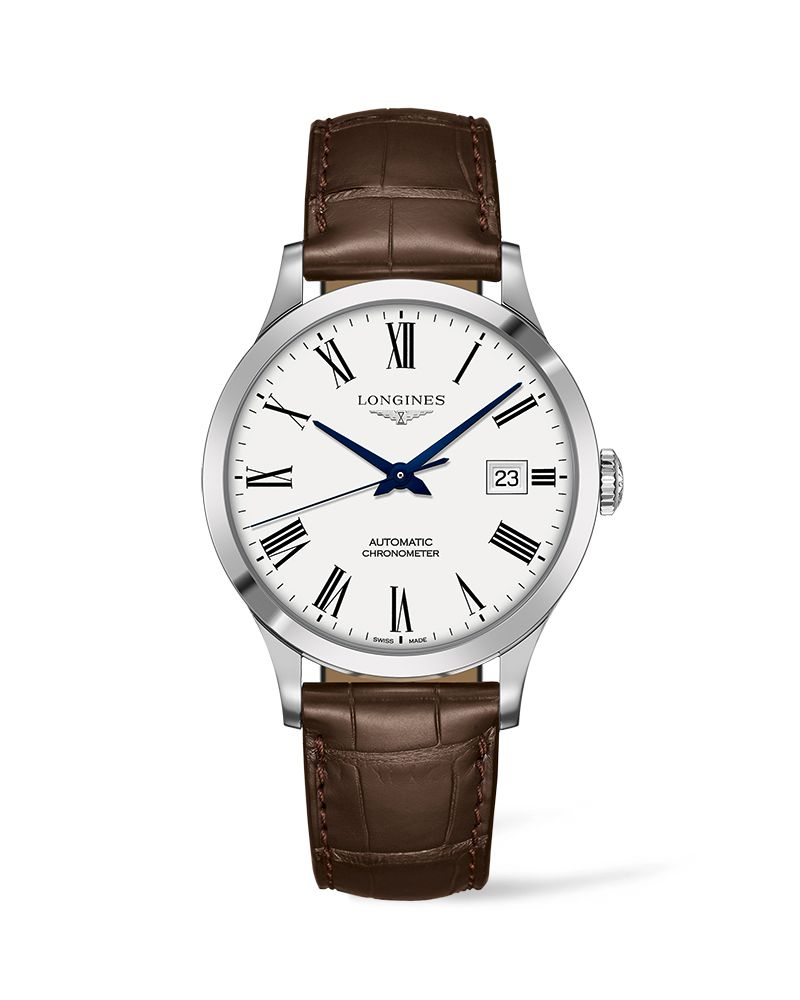 Longines Record Collection L28214112 Gents Watch