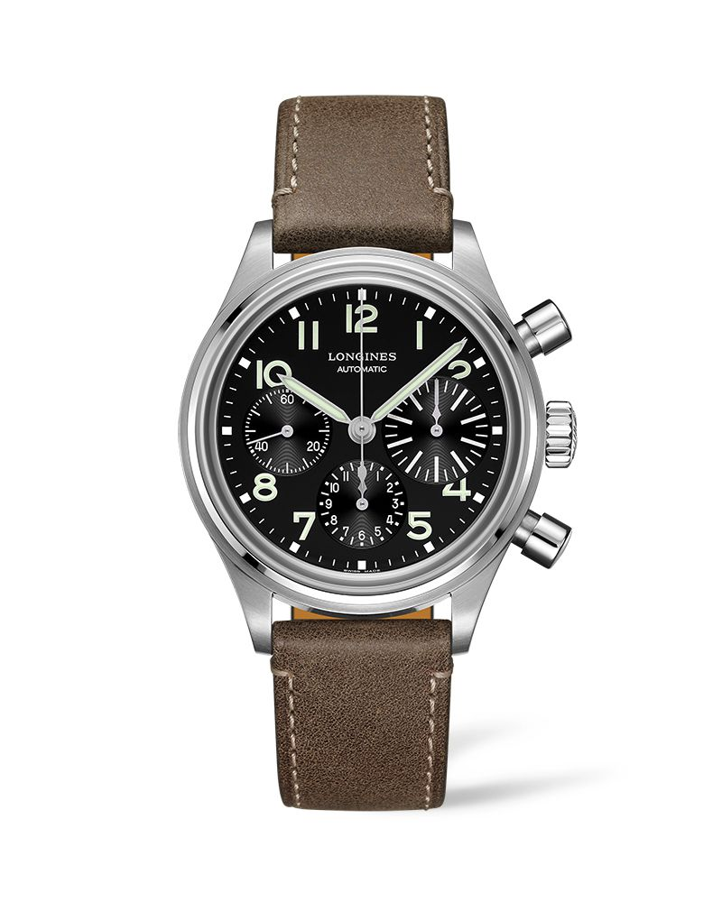 The Longines Avigation BigEye L28164532 Gents Watch