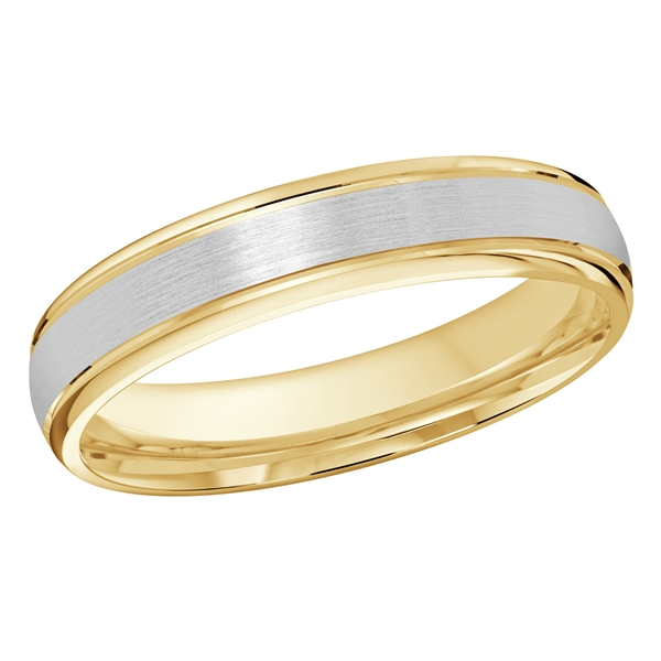 Malo FT-005-4YW-01 Wedding band