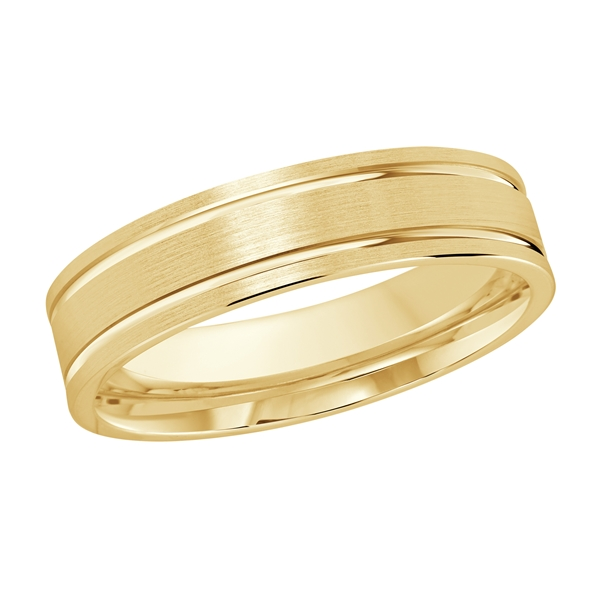 Malo FT-416-4Y-01 Wedding band