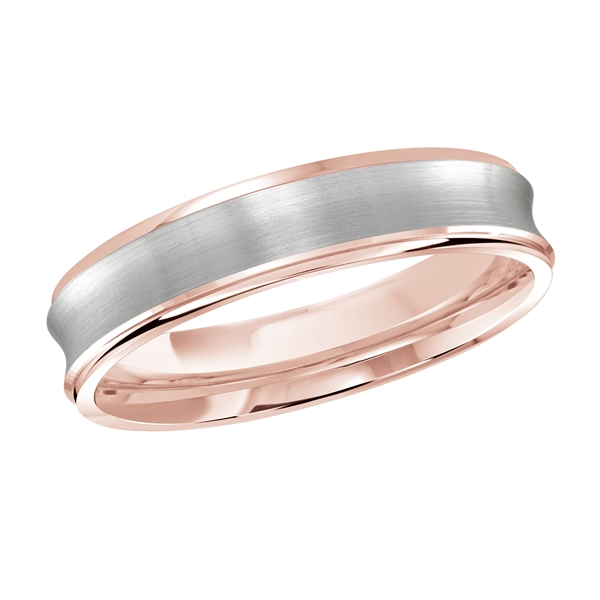 Malo M3-095-4PW-01 Wedding band