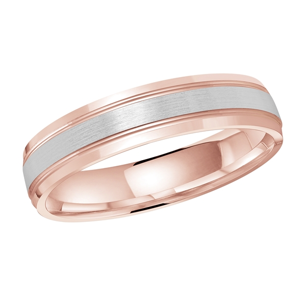 Malo M3-1209-4PW-01 Wedding band