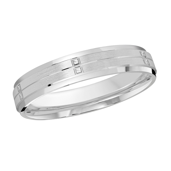 Malo PL-1202-4W-01 Wedding band