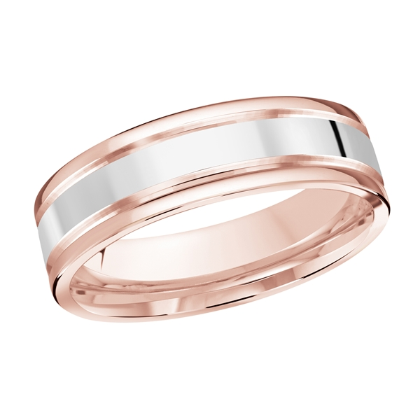 Malo FT-004-4PW-01 Wedding band