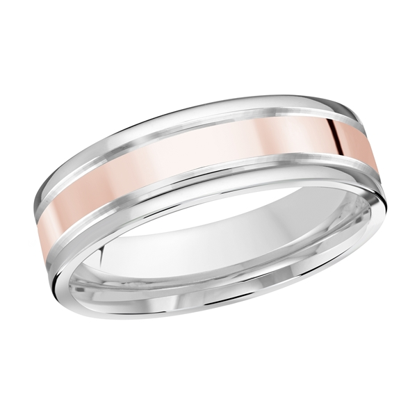 Malo FT-004-4WP-01 Wedding band