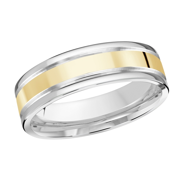 Malo FT-004-4WY-01 Wedding band