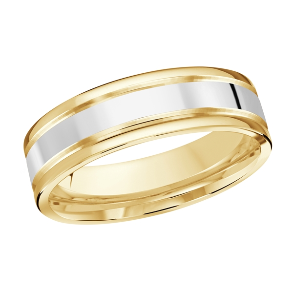 Malo FT-004-4YW-01 Wedding band