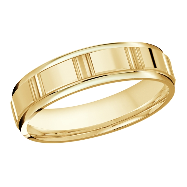 Malo PL-811-4Y-01 Wedding band