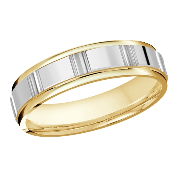 Malo PL-811-4YW-01 Wedding band