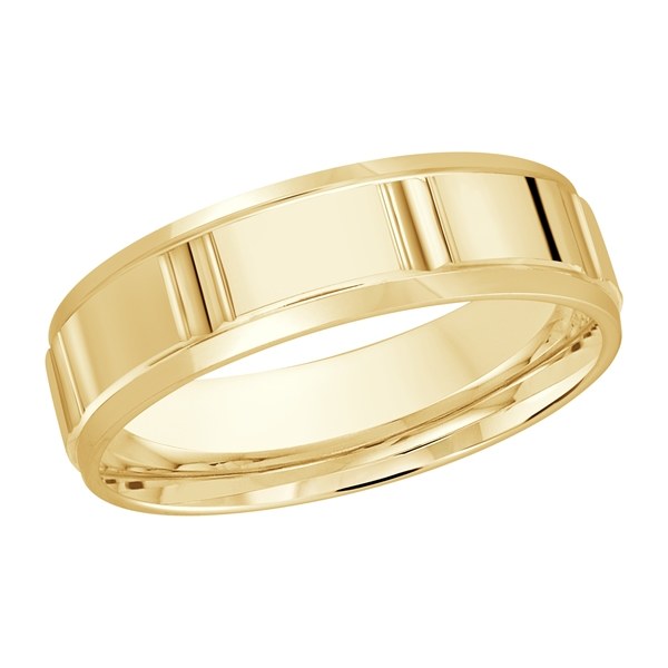 Malo PL-817-4Y-01 Wedding band