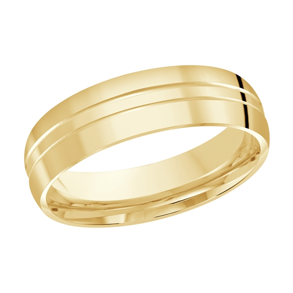 Malo PL-840-4Y-01 Wedding band