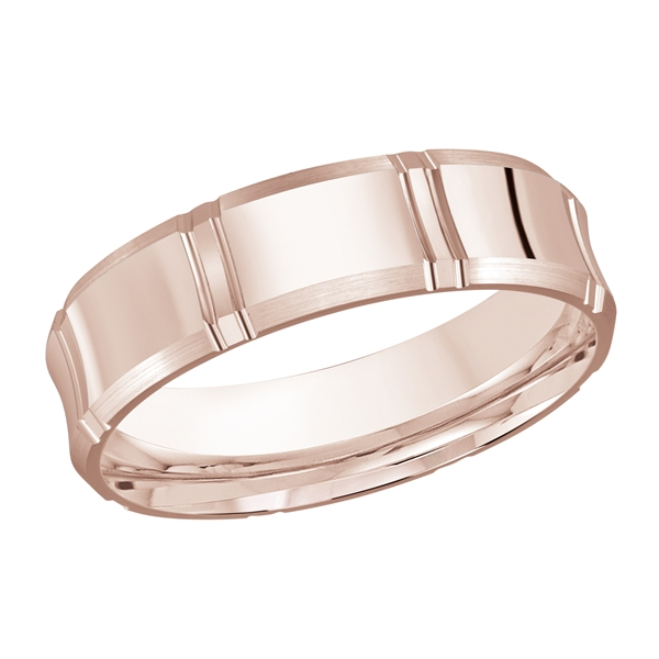 Malo PL-948-4P-01 Wedding band