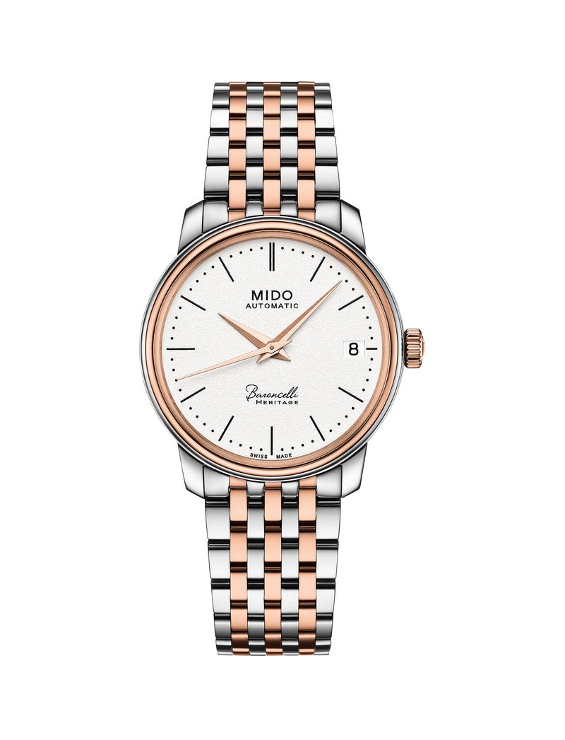 Mido Baroncelli M0272072201000 Ladies Watch